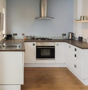 Clean Kitchen - Rental Cleaning